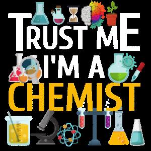 Chemie Chemiker (Vintage)