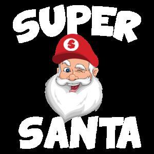 Super Santa Super Weihnachtsmann