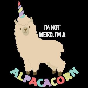 Das Alpaka Einhorn!