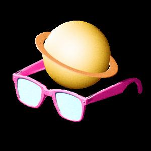 Planet sunglasses