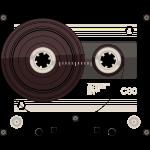 Tape parts: C60