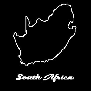 Süd Afrika Landkarte Karte