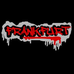 Frankfurt am Main Graffiti Waldstadion Eintracht