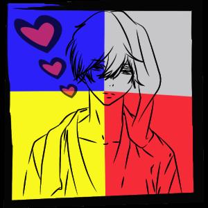Manga Liebeskummer Anime Mann
