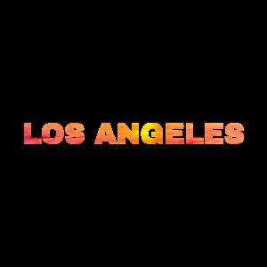 Los Angeles - Sonnenuntergang