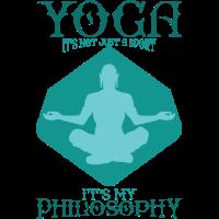Yoga Meditation Yogi Lebenseinstellung