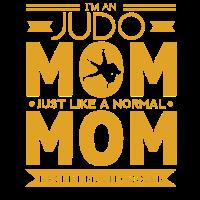 Judo Mom Kids Son Daughter