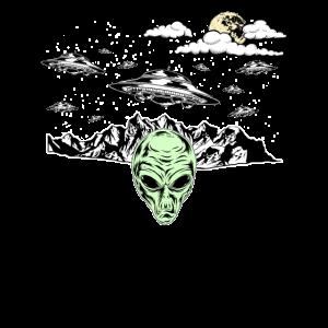 Roswell Alien Verschwörung Außerirdische UFO