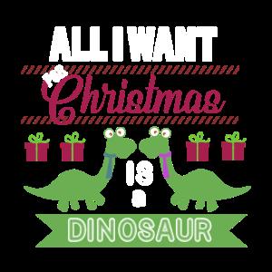 Weihnachtsgeschenk Dino Dinosaurier Geschenk Idee