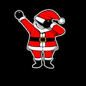 Dabbing Santa!