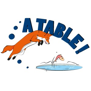 fox a table !