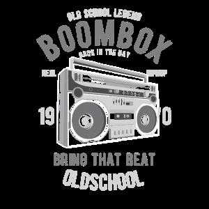 Boombox Kassetten DDR