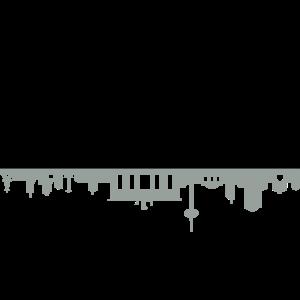 Skyline Berlin Schatten
