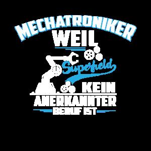 Mechatroniker Mechatronik Beruf KFZ Mechaniker