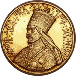 Haile Selassie - Emperor