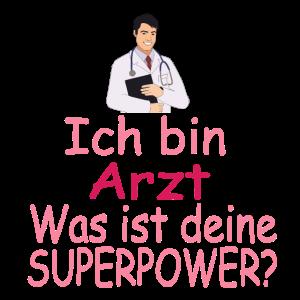 ich bin Arzt Superpower