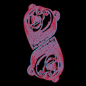 Abstraker Bär
