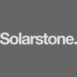 Solarstone Logo White