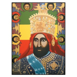 Haile Selassie - Art