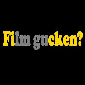 Film gucken?