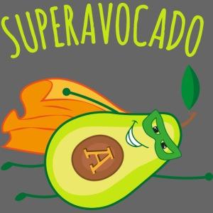 Superavocado, Avocado, Ernährung, Superheld