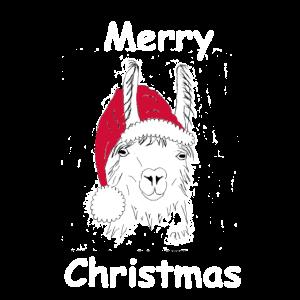 Weihnachtslama
