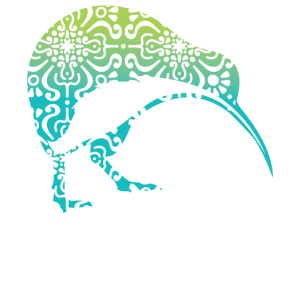 Maori Kiwi Tribal Aboriginal New Zealand Bird Art