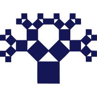 Pythagoras Baum, Fraktal - Muster der Schöpfung