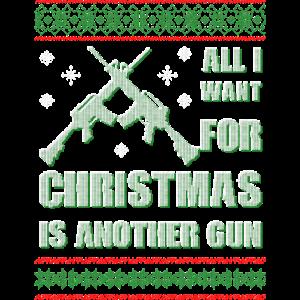 Waffen Jäger Jagd Militär Weihnachten Geschenk