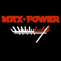 max power volume vu meter