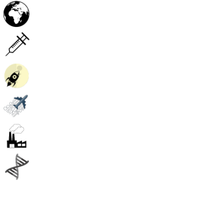 Klimawandel Leugner Shirt Chemtrails Science Shirt