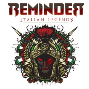 Reminder Italian Legends logo