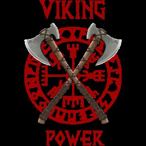 Viking Power (rot)