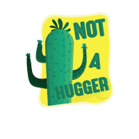 Kein Hugger-Kaktus