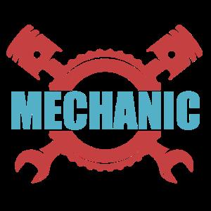 Mechaniker Werkstatt Autofahrer Werkzeuge Tuning