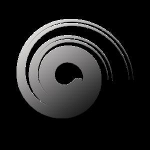 Spirale im Wirbel
