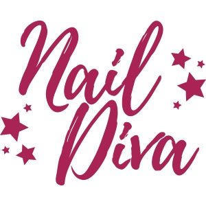 Nail Diva Vector Funny T-Shirt for the Nail Tech