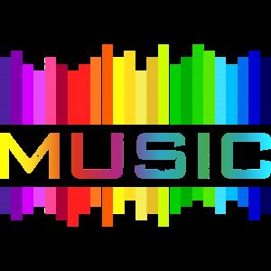 Music Musik Equalizer Regenbogen Tanz Rock-Konzert