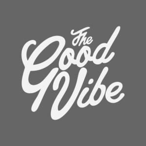 TheGoodVibe white logo edition