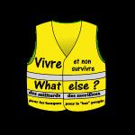 gilet jaune ras le bol inégalités t shirt soutien