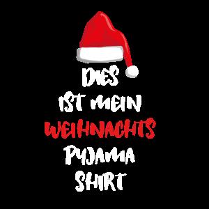 Mein Weihnachte Pyjama-Shirt