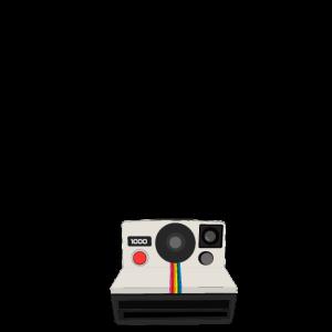Polaroid-Kamera