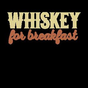 Whisky zum Frühstück
