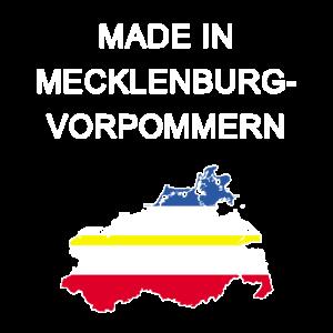 Made in Mecklenburg-Vorpommern, geboren in Rostock