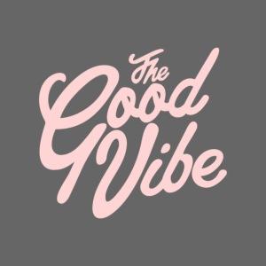 TheGoodVIbe pink logo edition