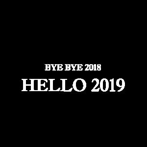 2019 neues Jahr T-Shirt
