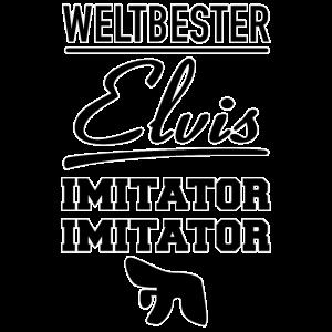 Elvis Imitator Imitator