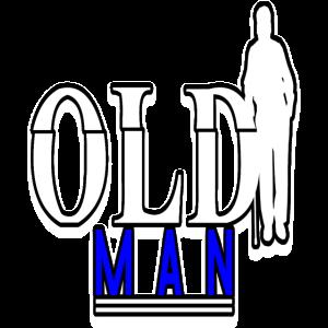 Old man alter skull older greis rentner opa senior