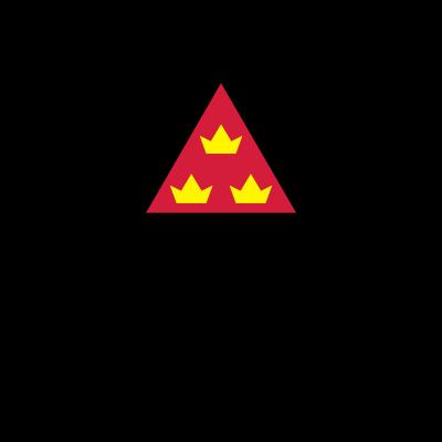 Köln Wappen Dreieck Farbe - Das Kölner Wappen neu interpretiert. - Köln Wappen Logo Dreieck