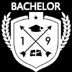 Bachelor Abschluss Shirt 19